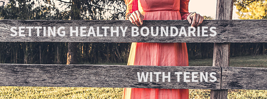 Setting healthy boundaries with teens | New Haven Residential Treatment Center