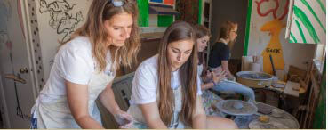 New Haven's value's program guides each girls treatment process and provides a way to individualize her therapeutic experience.