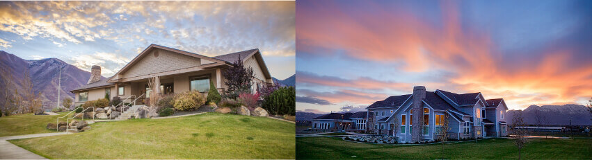 New Haven has a total capacity of about 100 young women who live in one of our many beautiful, spacious homes at the Spanish Fork (https://www.newhavenrtc.com/spanish-fork-campus/) or Saratoga Springs (https://www.newhavenrtc.com/saratoga-springs-campus/) campus.