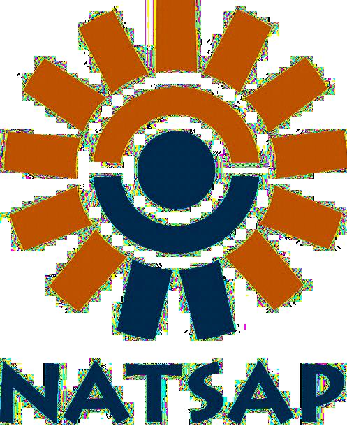 NATSAP logo transparent